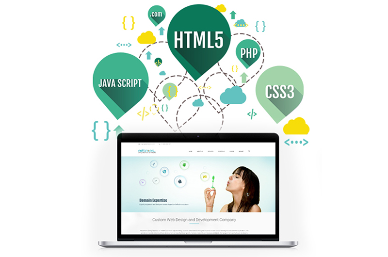 Contoh Our Service Dalem ( Custom Website)